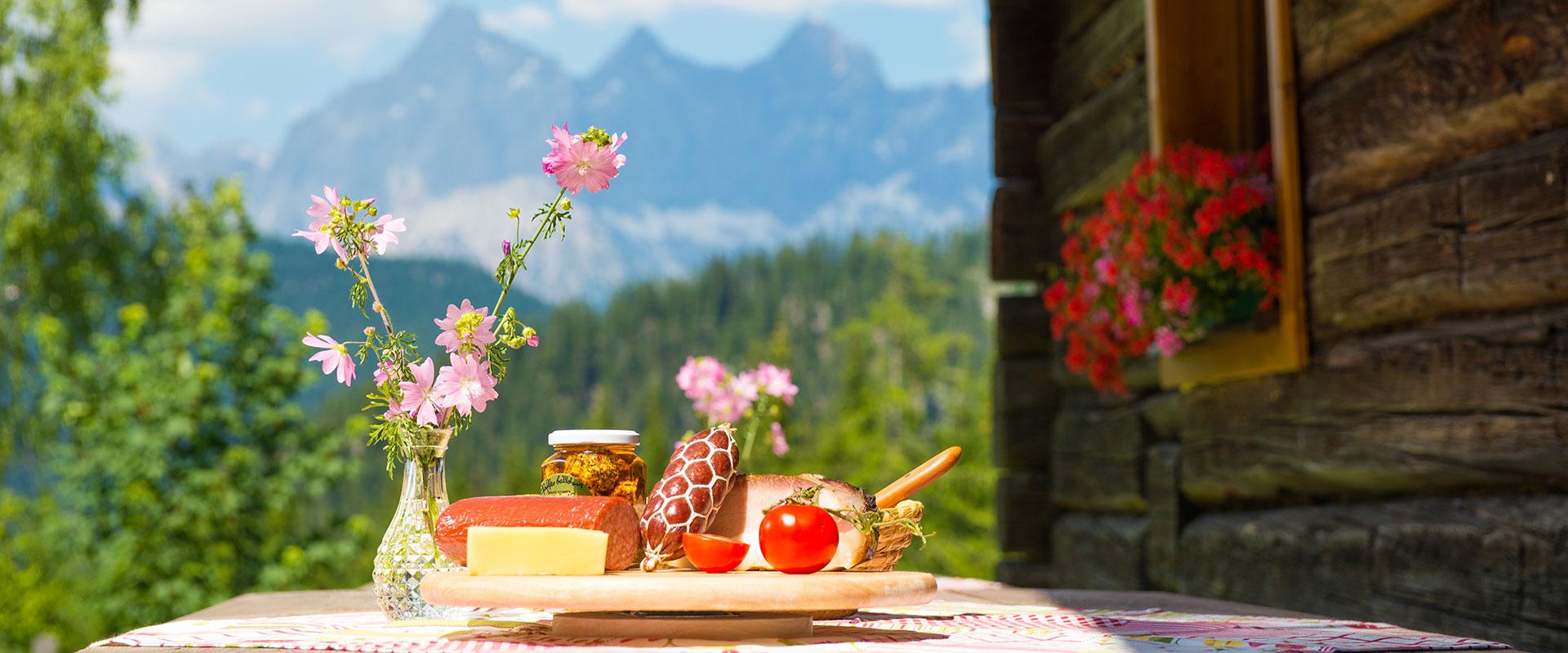 Almurlaub in Radstadt, Salzburger Land - Steinwandalm