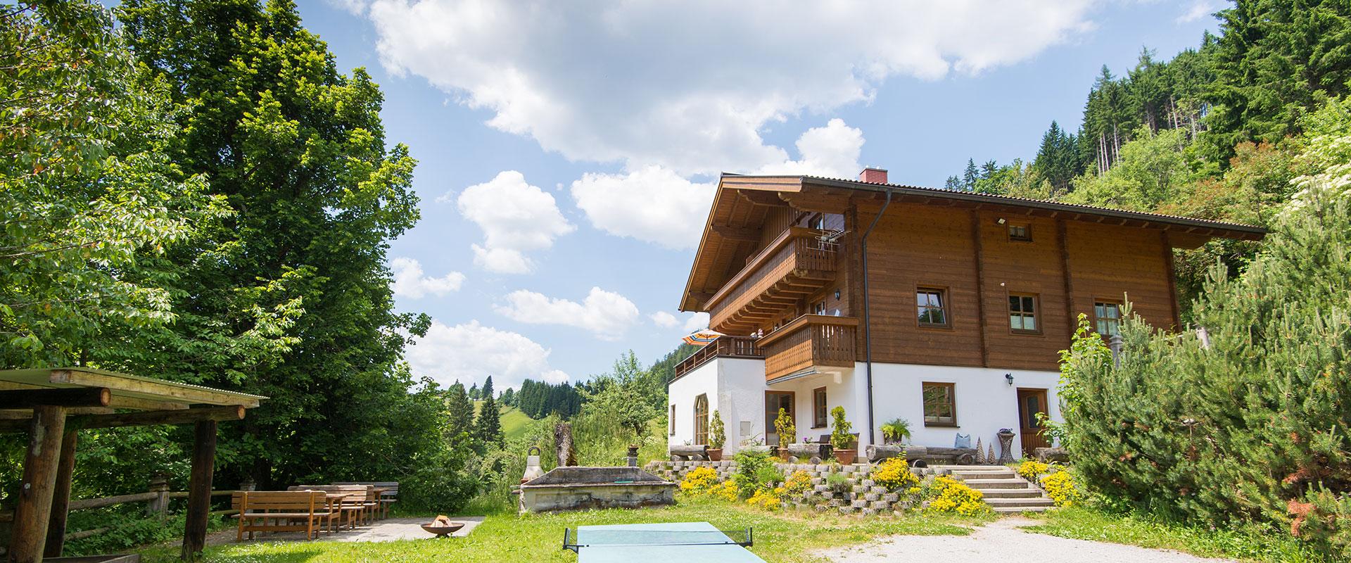 Anfrage - Ferienwohnungen am Hacklgut in Radstadt