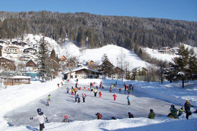 Eislaufen - Winterurlaub in Radstadt, Salzburger LandWinterwandern - Winterurlaub in Radstadt, Salzburger Land
