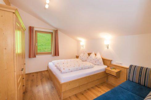 Schlafzimmer - Ferienwohnung Eichelhäher, Radstadt