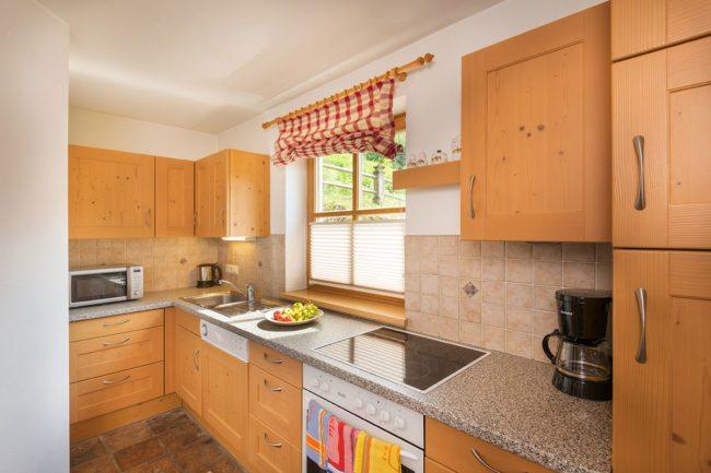 Küche - Ferienwohnung Zeisig, Radstadt