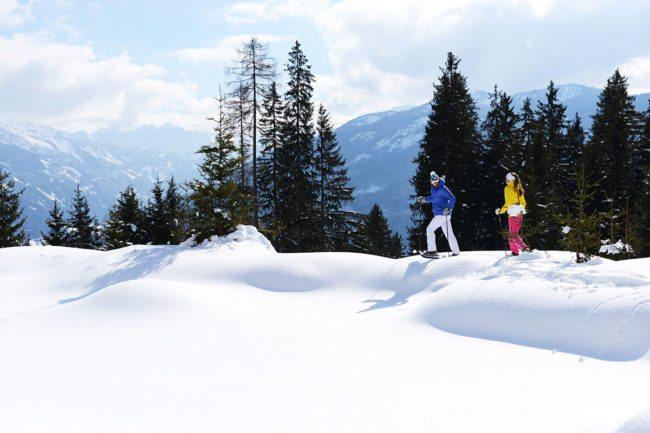 Schneeschuhwandern - Winterurlaub in Radstadt, Salzburger Land