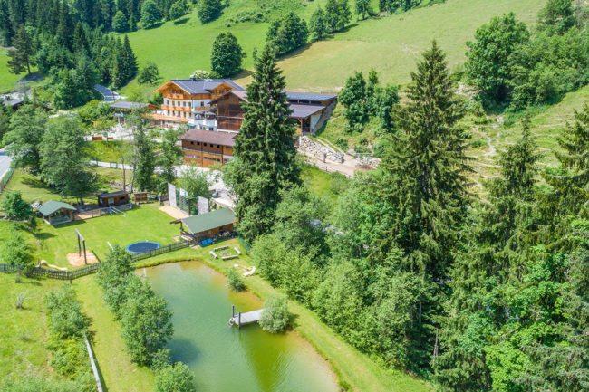 Urlaub am Bauernhof in Radstadt, Salzburger Land - Hinterfischbachhof